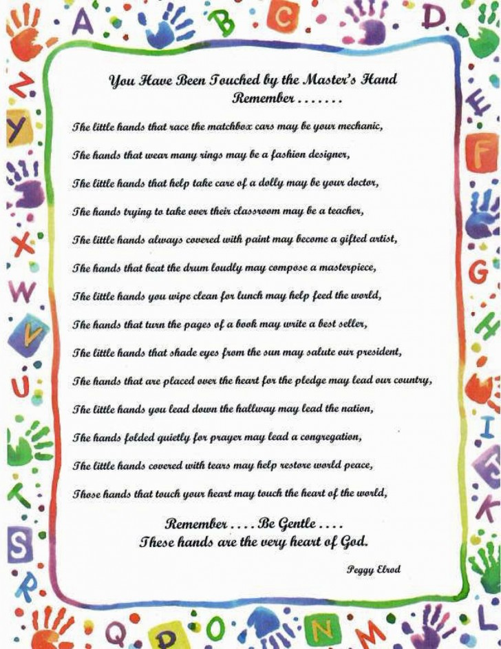 004 Fearsome Teacher Welcome Letter Template Highest Quality  Preschool To Parent From Free728