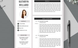 004 Formidable Curriculum Vitae Word Template Concept  Templates Download M 2019 Cv Free