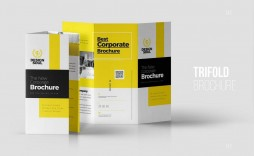 004 Formidable Three Fold Brochure Template Indesign Highest Clarity  3 A4
