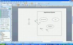 004 Formidable Use Case Diagram Template Visio 2010 High Def  Uml Model Download Clas
