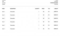 004 Frightening Automotive Repair Invoice Template Sample  Free Auto Pdf Car Form