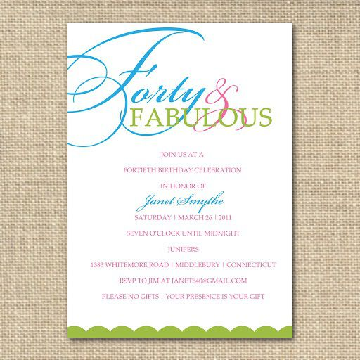 004 Frightening Birthday Invitation Wording Example Highest Clarity  Examples Party Invite Brunch IdeaFull