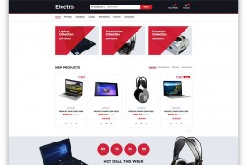 004 Frightening Ecommerce Website Template Html Free Download High Definition  Bootstrap 4 Responsive With Cs Jquery