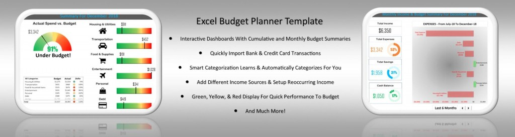 004 Frightening Excel Budget Spreadsheet Template Design  Tracker Free Household MonthlyLarge