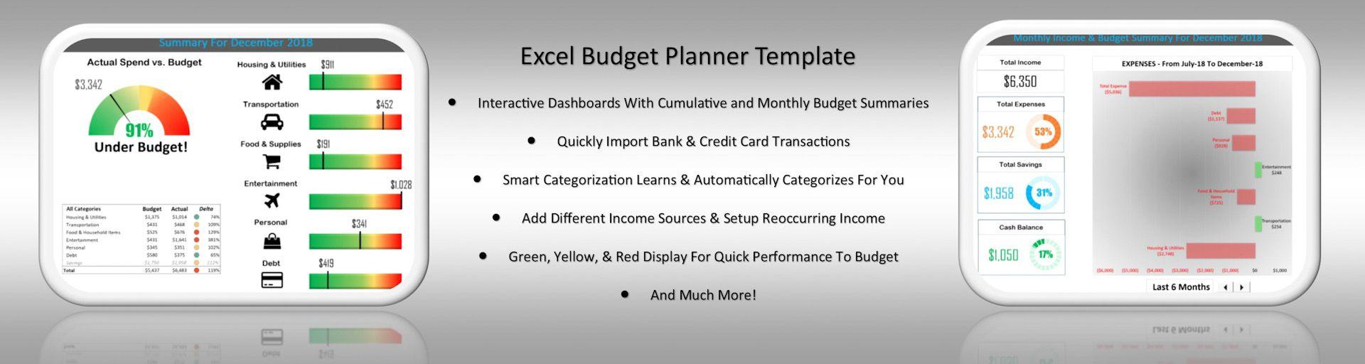004 Frightening Excel Budget Spreadsheet Template Design  Tracker Free Household MonthlyFull