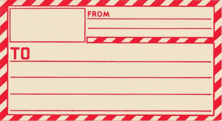 004 Frightening Free Online Shipping Label Template Picture 728