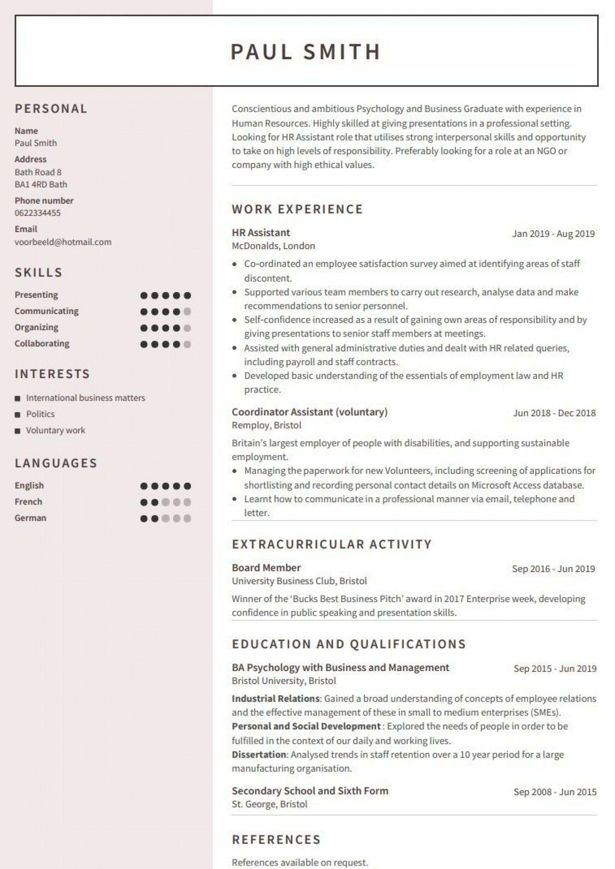 004 Frightening Graduate School Curriculum Vitae Template Design  For Application Resume Format1920