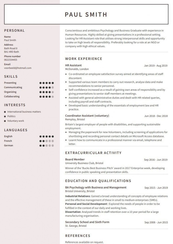 004 Frightening Graduate School Curriculum Vitae Template Design  Example For Applicant Resume Grad Application