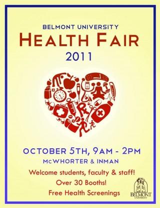 004 Frightening Health Fair Flyer Template Highest Quality  And Wellnes Word320