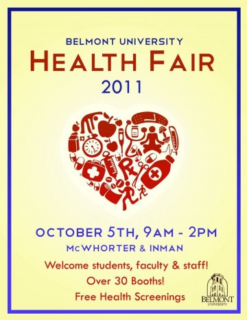 004 Frightening Health Fair Flyer Template Highest Quality  And Wellnes Word360