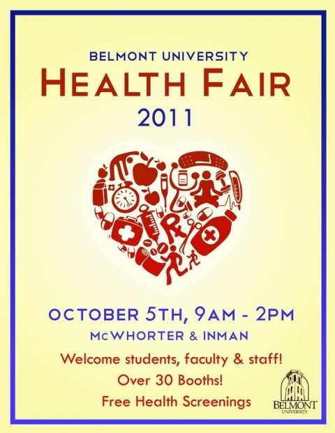 004 Frightening Health Fair Flyer Template Highest Quality  And Wellnes Word480
