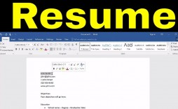 004 Frightening How To Create A Resume Template In Word 2013 Highest Quality  Make