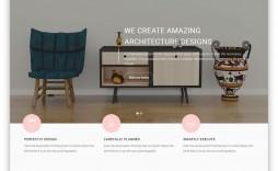004 Frightening Interior Design Html Template Free High Resolution  Download