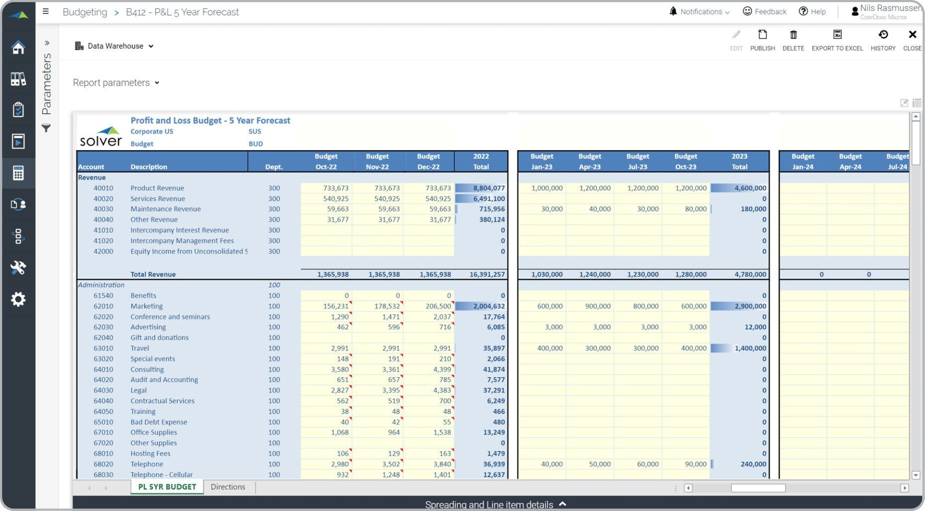 004 Frightening Multiple Project Cost Tracking Template Excel Concept  BudgetFull