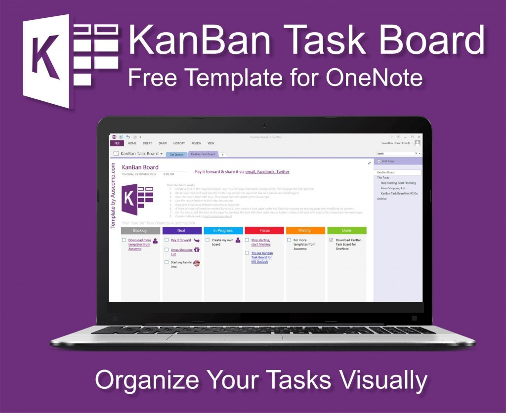 004 Frightening Onenote Project Management Template Free Picture  DownloadLarge