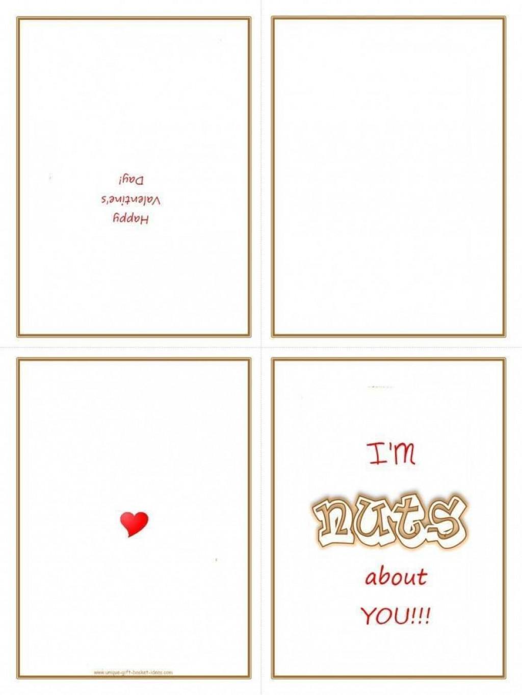 004 Frightening Quarter Fold Birthday Card Template Free Highest Quality  DownloadLarge