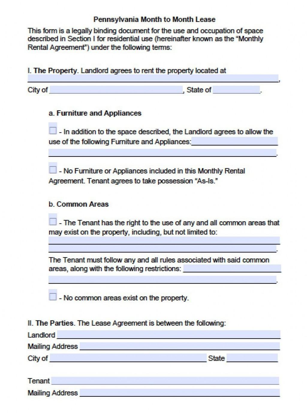 004 Frightening Rent To Own Contract Template Pennsylvania Concept Large