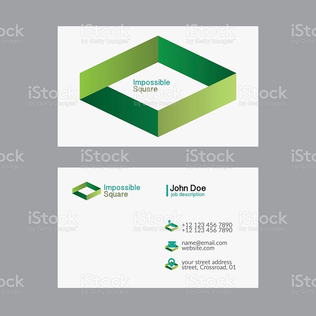 004 Frightening Square Busines Card Template Sample  Free Download PhotoshopFull