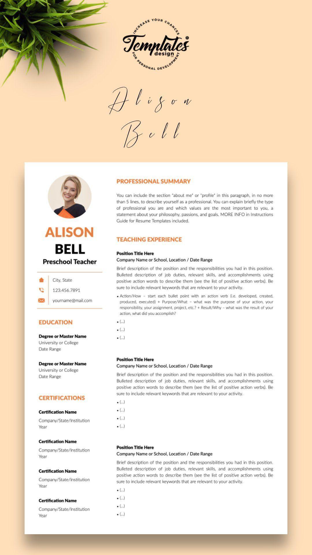 004 Frightening Teacher Resume Template Microsoft Word 2007 High Definition Full