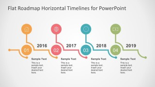 004 Frightening Timeline Graph Template For Powerpoint Presentation High Definition 320