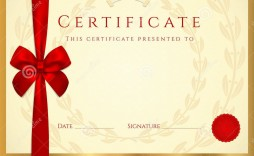 004 Imposing Free Diploma Template Download High Def  Word Certificate School Appreciation