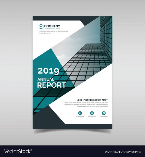 004 Imposing Free Download Annual Report Cover Design Template High Resolution  Indesign In Word480