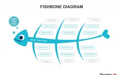 004 Imposing Free Fishbone Diagram Template Microsoft Word Inspiration