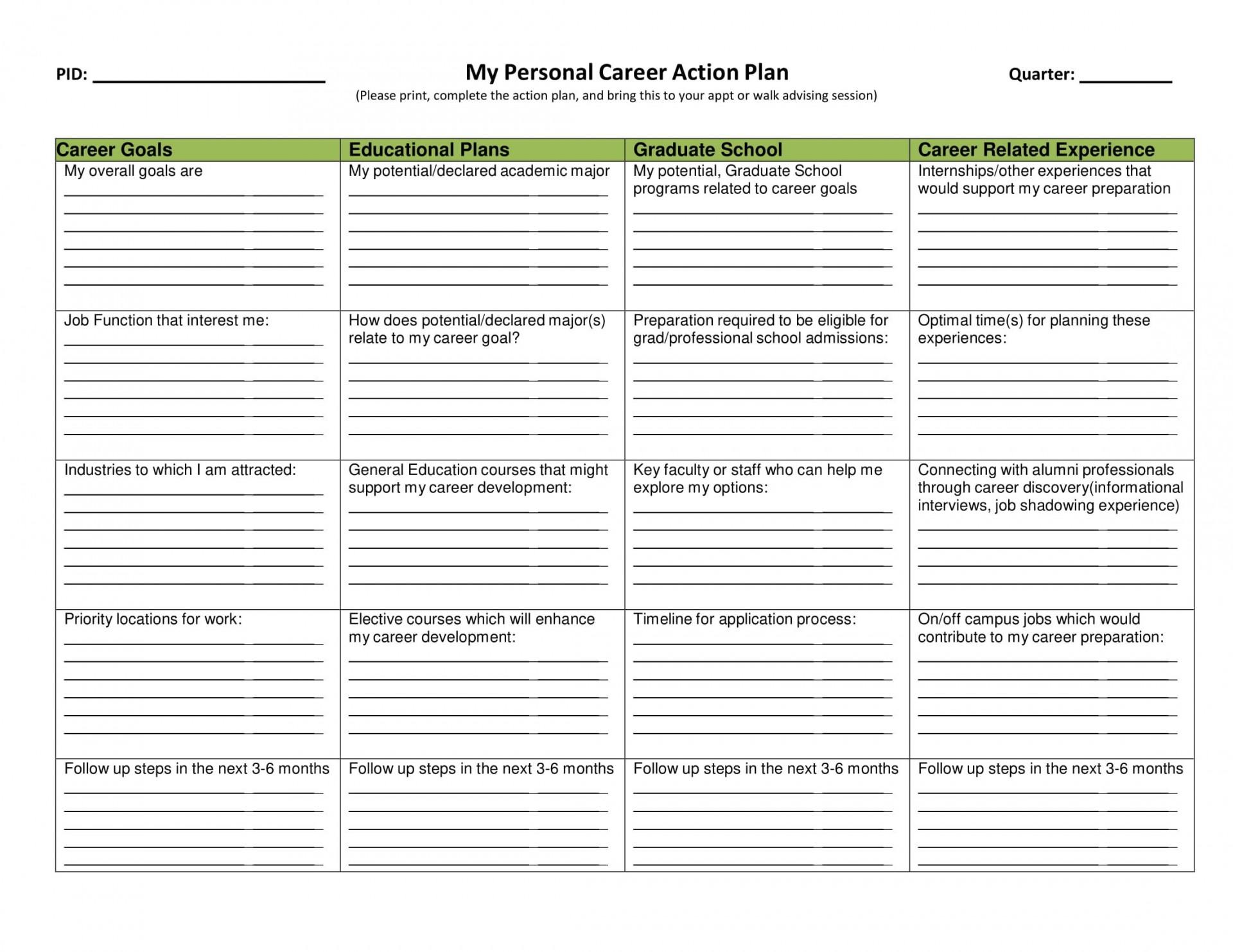 004 Imposing Professional Development Plan For Teacher Template Doc High Resolution 1920