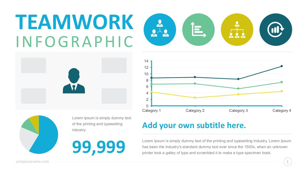004 Imposing Project Management Dashboard Powerpoint Template Free Download Example Full