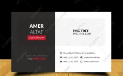 004 Imposing Simple Visiting Card Design Psd Sample  Minimalist Busines Template Free File Download In Photoshop