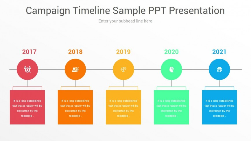 004 Imposing Timeline Sample For Ppt High Definition  Example Powerpoint Slide