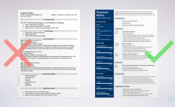 004 Impressive Best Resume Template Free High Resolution  2019 2018 Top Download