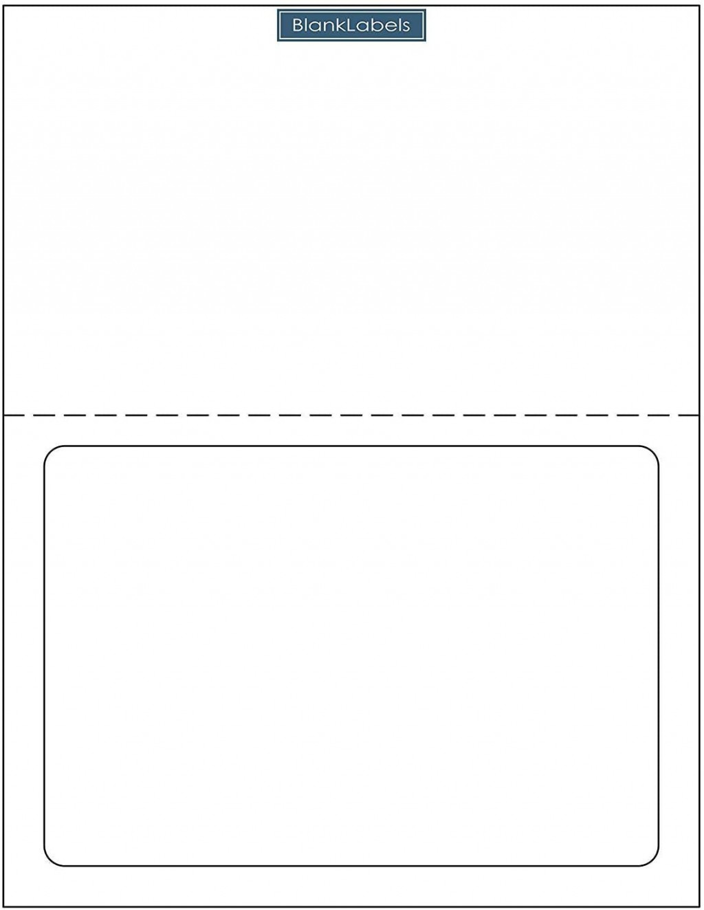 004 Impressive Blank Shipping Label Template High Def  Word Free PrintableLarge