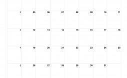 004 Impressive Calendar Template For Word 2010 Inspiration  2019 Microsoft