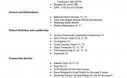 004 Impressive College Admission Resume Template Photo  Templates App Sample Application Microsoft Word