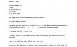 004 Impressive Confirmation Of Employment Letter Template Nz Inspiration