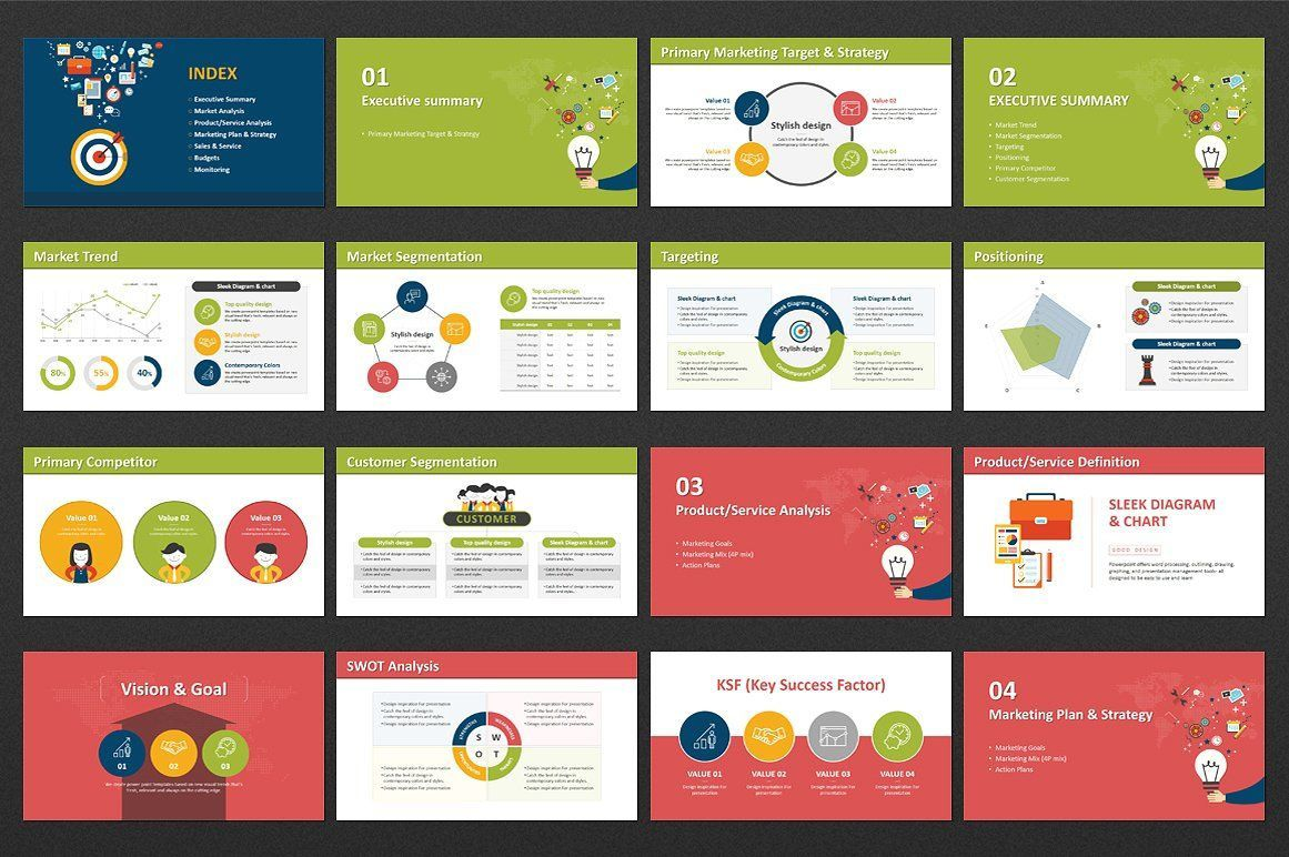 004 Impressive Digital Marketing Plan Template Ppt Inspiration  Presentation Free SlideshareFull