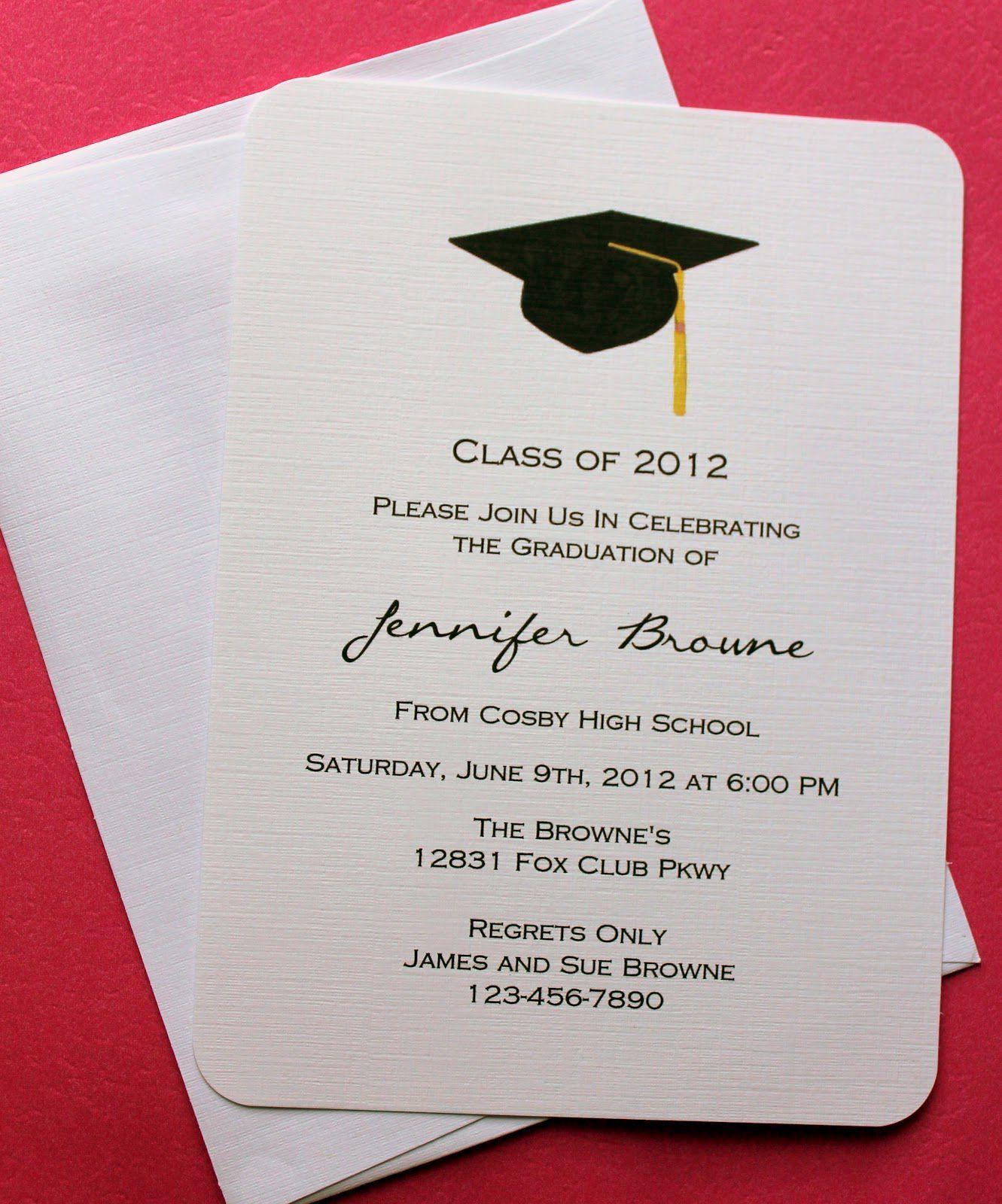 004 Impressive Diy Graduation Announcement Template Free High Resolution  InvitationFull