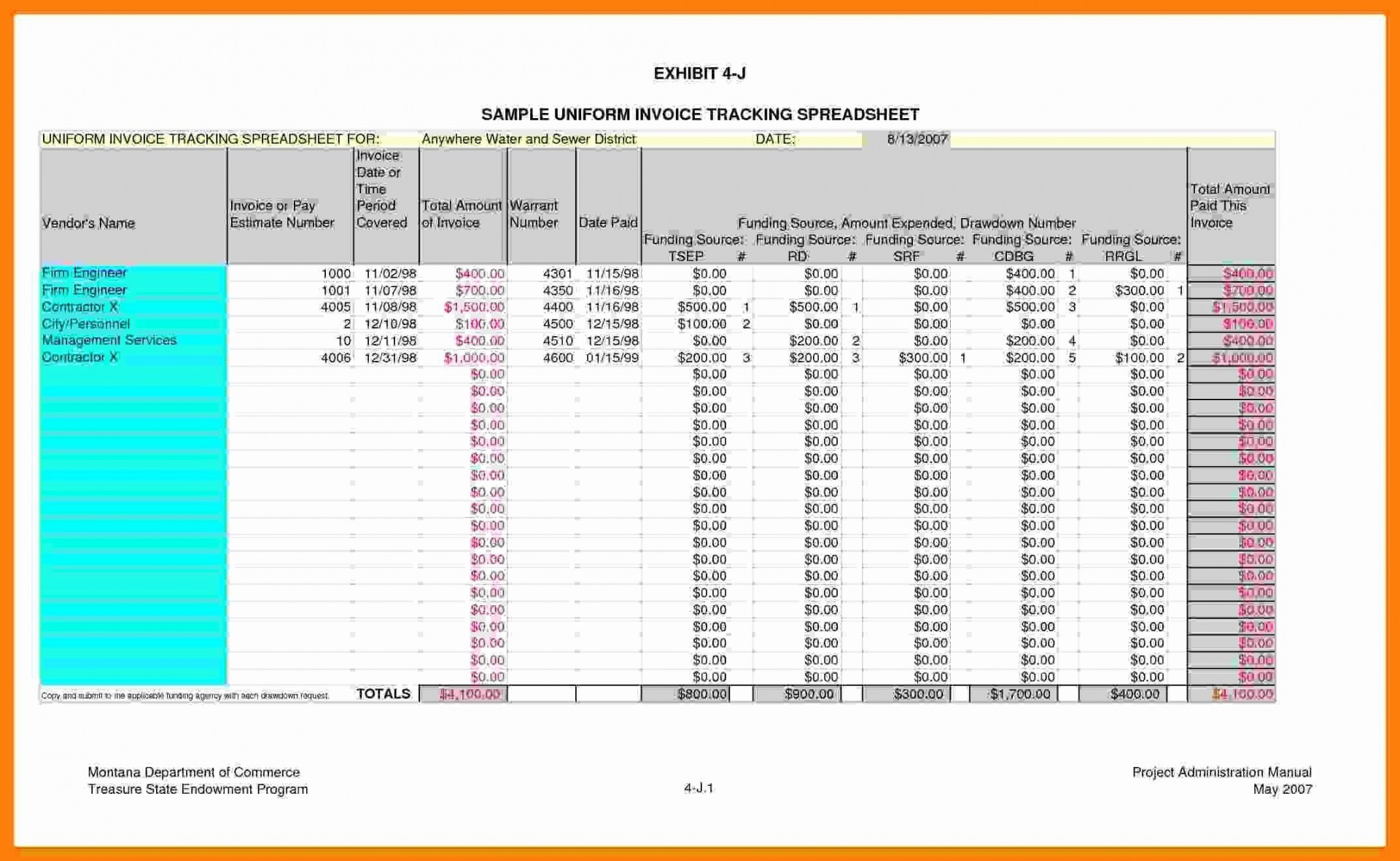 004 Impressive Excel Work Order Tracking Template High Def  Construction Microsoft1920