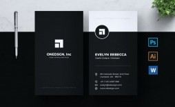 004 Impressive Free Busines Card Design Template Example  Templates Visiting Download Psd Photoshop