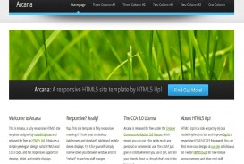 004 Impressive Free Dreamweaver Website Template Highest Quality  Adobe Cs6 Download Sample
