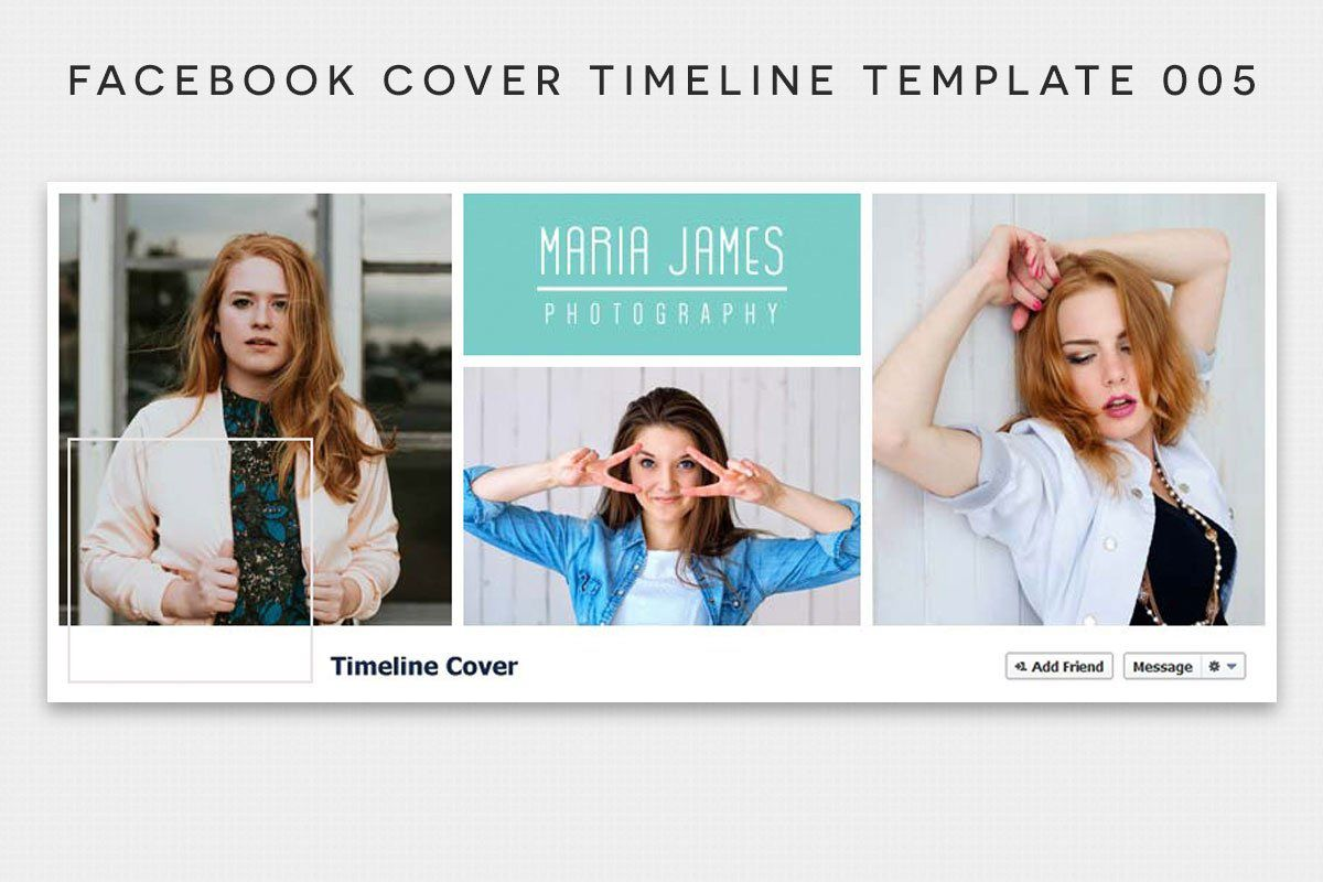 004 Impressive Free Facebook Cover Template High Resolution  Templates PhotoshopFull