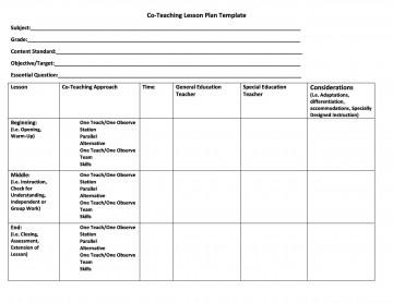 004 Impressive Lesson Plan Template For Preschool Picture  Format Teacher Free Printable360