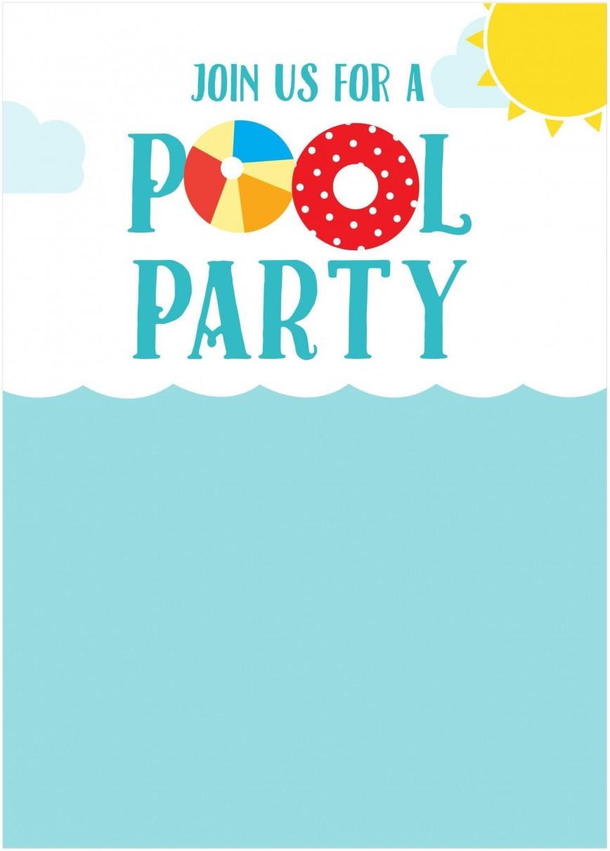 004 Impressive Party Invite Template Free Idea  Christma Dinner Retirement Invitation M Word Birthday Printable