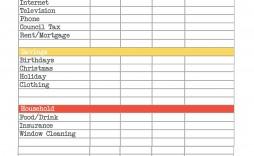 004 Impressive Personal Budget Sheet Template Uk Highest Quality  Spreadsheet