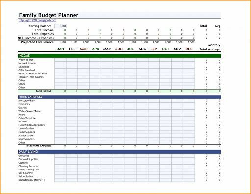 004 Impressive Personal Finance Excel Template Uk Image Full