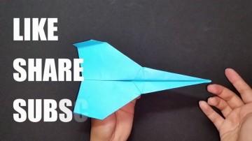 004 Impressive Printable A4 Paper Plane Design Picture 360