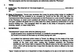004 Impressive Property Management Contract Sample Philippine High Definition