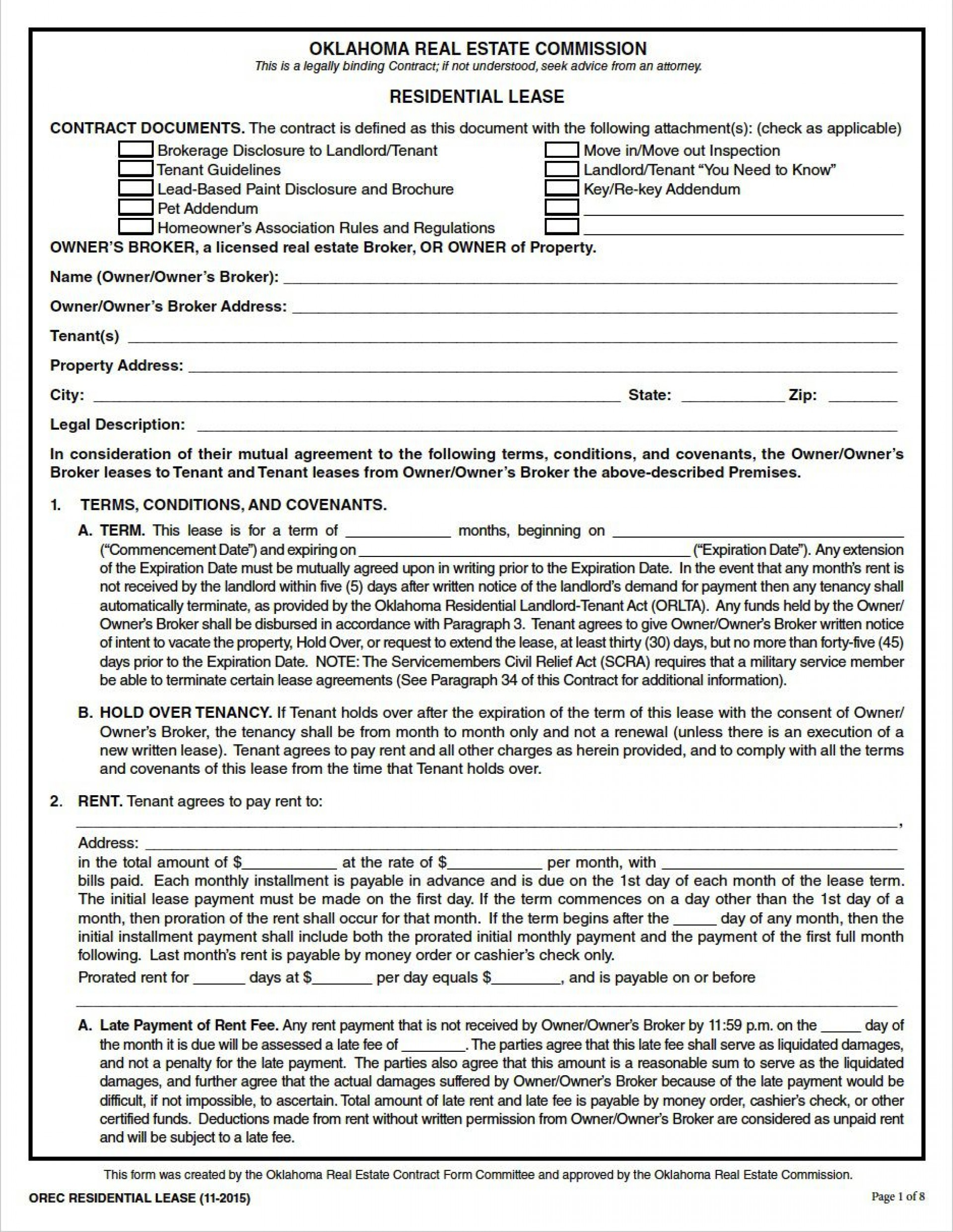 004 Impressive Renter Lease Agreement Template High Definition  Apartment Form Early Termination Of By Tenant South Africa Free1920
