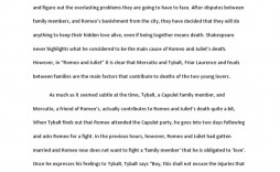 004 Impressive Romeo And Juliet Essay Idea  Who I Responsible For Juliet' Death Introduction Hook Question Pdf